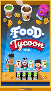 Free Food Tycoon FRVR Apk Download 2021 1