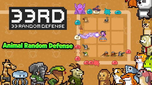 33RD: Random Defense 2.0 screenshots 1