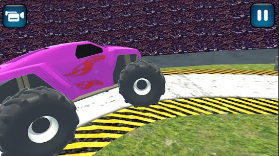 Monster Truck Stunt Game 2018 Game Hack Android and iOS 3
