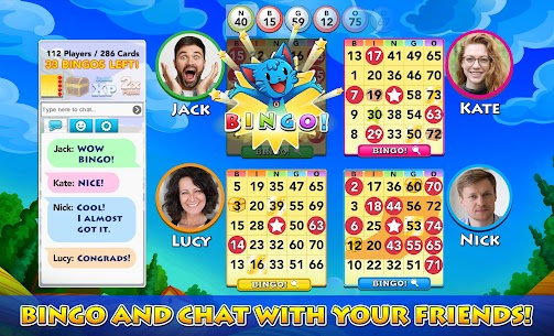 Bingo Blitz MOD APK (Unlimited Credits) 4