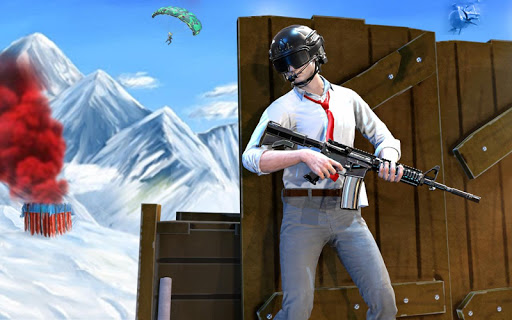 Winter Elite Free Firing Survival : Battle Royale 2.6 screenshots 3