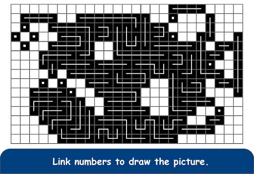 FCross Link-A-Pix puzzles 252 screenshots 21