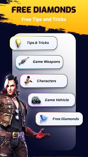 How to Get free diamonds in Free fire modavailable screenshots 1