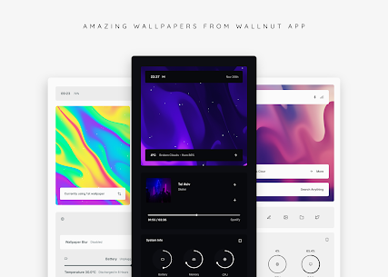 Aura KLWP APK [PAID] Download for Android 2