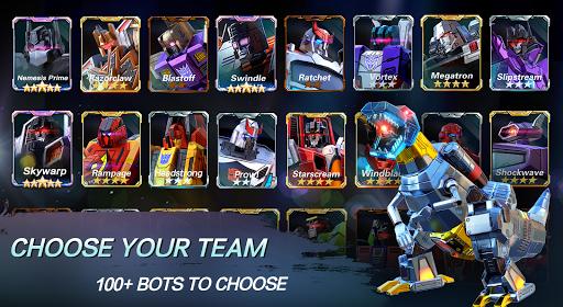 Transformers:Earth War android2mod screenshots 19