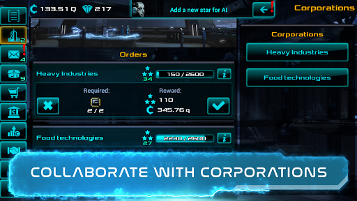 Business Clicker: Sci-Fi Magnate and Capitalist 2.0.14 screenshots 5