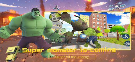 Super City Herouff1aCrime City Battle android2mod screenshots 6