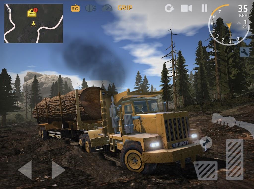 Ultimate Truck Simulator poster 8