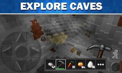 WorldCraft: 3D Build & Block Craft  screenshots 6