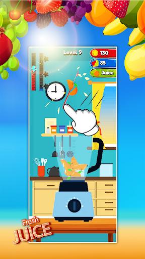 perfect fruit slice ninja splash blender simulator screenshot 3