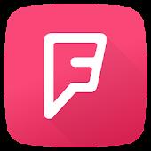 icono Foursquare