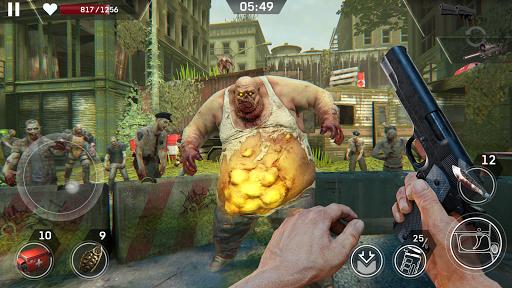 Left to Survive: Dead Zombie Survival PvP Shooter screenshots 5
