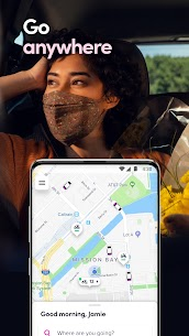 Lyft – Rideshare, Bikes, Scooters  Transit Apk Download 1