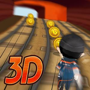 Subway Train Runner 3D 1.0.0 by Insa Softtech logo