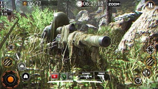 Call Of IGI Commando Mod Apk: Mobile Duty (God Mode) 2