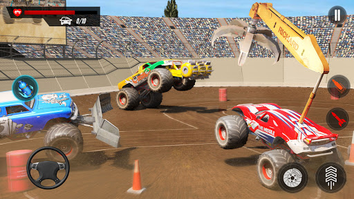 Monster Truck Destruction : Mad Truck Driving 2020 1.5 screenshots 4