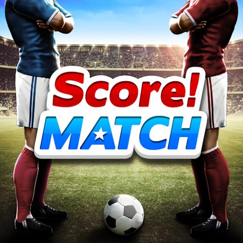 Score! Match - PvP Soccer 2.21
