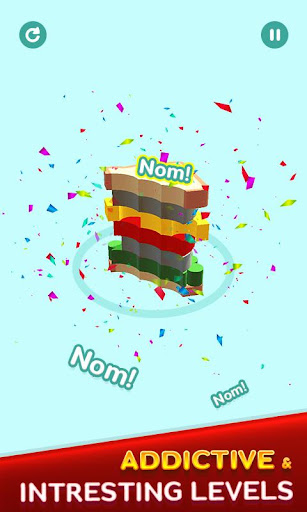 Perfect Sandwich Folding Puzzle Master android2mod screenshots 3