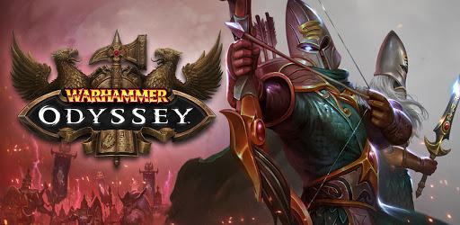 Warhammer: Odyssey MMORPG APK 0