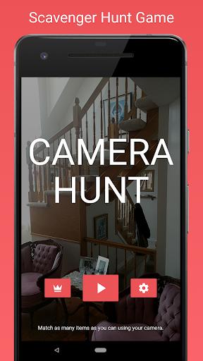 Camera Hunt - Scavenger Game 2.1 screenshots 1