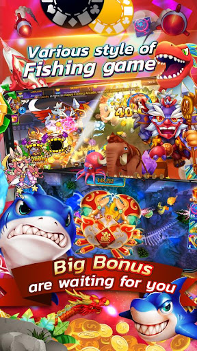 Slots (Maruay99 Casino) u2013 Slots Casino Happy Fish 1.0.49 Screenshots 12