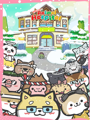 Happy Animal Hospital apkpoly screenshots 6