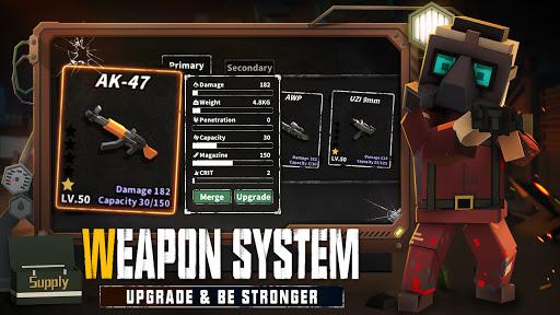 Zombie Virus - Strike  screenshots 4