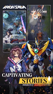 Iron Saga: Mechas de batalla. 3