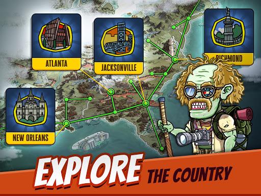 Zombieland: AFK Survival  screenshots 13