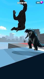 Kaiju Run Mod Apk 0.6.0 (Free Shopping) 5