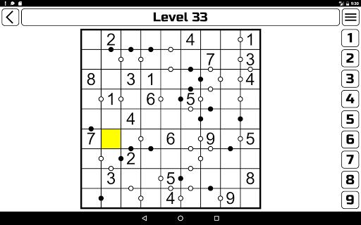 Kropki Puzzle  screenshots 21