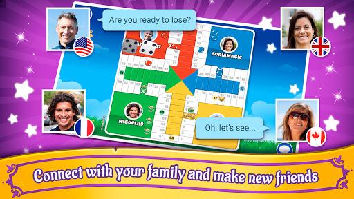 Loco Parchu00eds - Magic Ludo & Mega dice! USA Vip Bet apktram screenshots 3