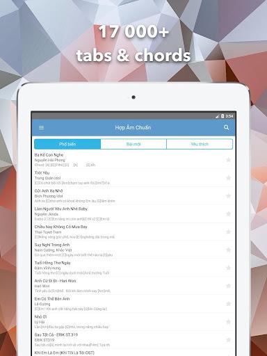 Hop Am Chuan - Guitar Tabs and Chords android2mod screenshots 9