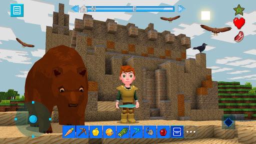 Terra Craft: Build Your Dream Block World 1.6.5 screenshots 8