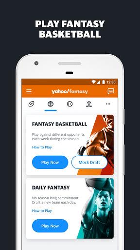 Yahoo Fantasy Sports: Football, Basketball & More modavailable screenshots 1