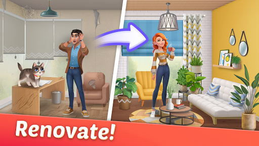 DesignVille - Design Projects & Home Makeovers! v0.0.44 screenshots 2