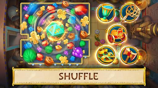 Jewels of Egypt: Gems & Jewels Match-3 Puzzle Game 1.9.900 screenshots 11