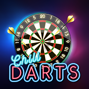 Darts and Chill: super fun, relaxing and free