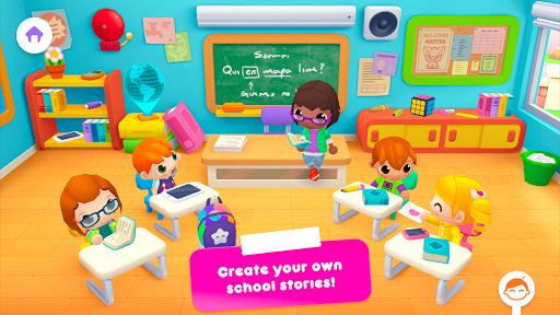 Sunny School Stories  Screenshots 1