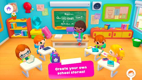 Sunny School Storiesのおすすめ画像1