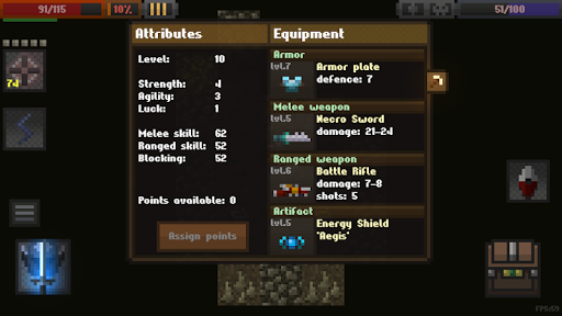 Caves (Roguelike)  screenshots 7