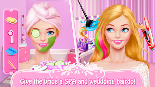 Wedding Day Makeup Artist Apkfinish screenshots 5