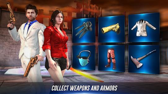 Cyber Prison 2077 MOD APK 1.3.8 (MOD MENU) Future Action Game against Virus 7