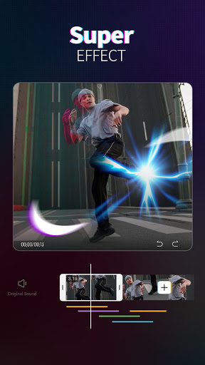 Magic Video Maker - Video Editor with music android2mod screenshots 5