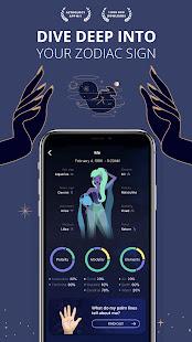 Nebula: Horoscope & Astrologyu2013Zodiac Compatibility 4.7.2 Screenshots 1