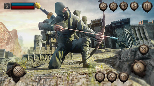 ninja samurai assassin hunter 2021- creed hero screenshot 1