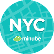 New York travel guide in English with map