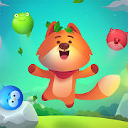 Bubble Animals Fox - Ultimate Bubble Shooter