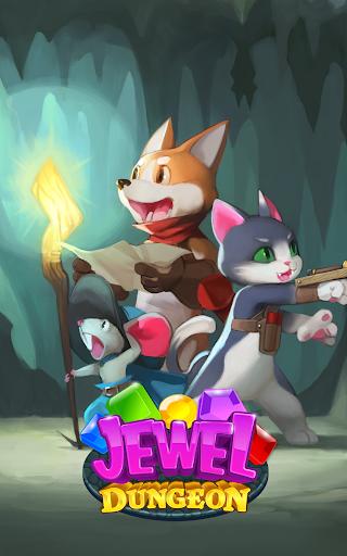 Jewel Dungeon - Match 3 Puzzle 1.0.99 screenshots 24
