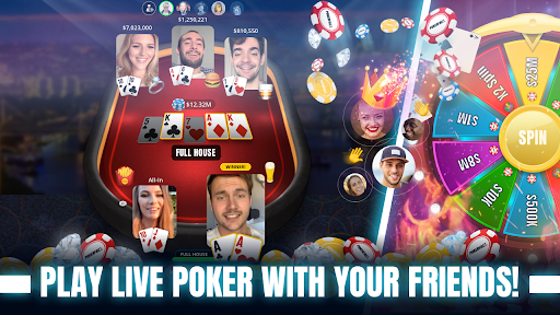 Poker Face - Texas Holdemu200f Poker among Friends 1.1.60 screenshots 7
